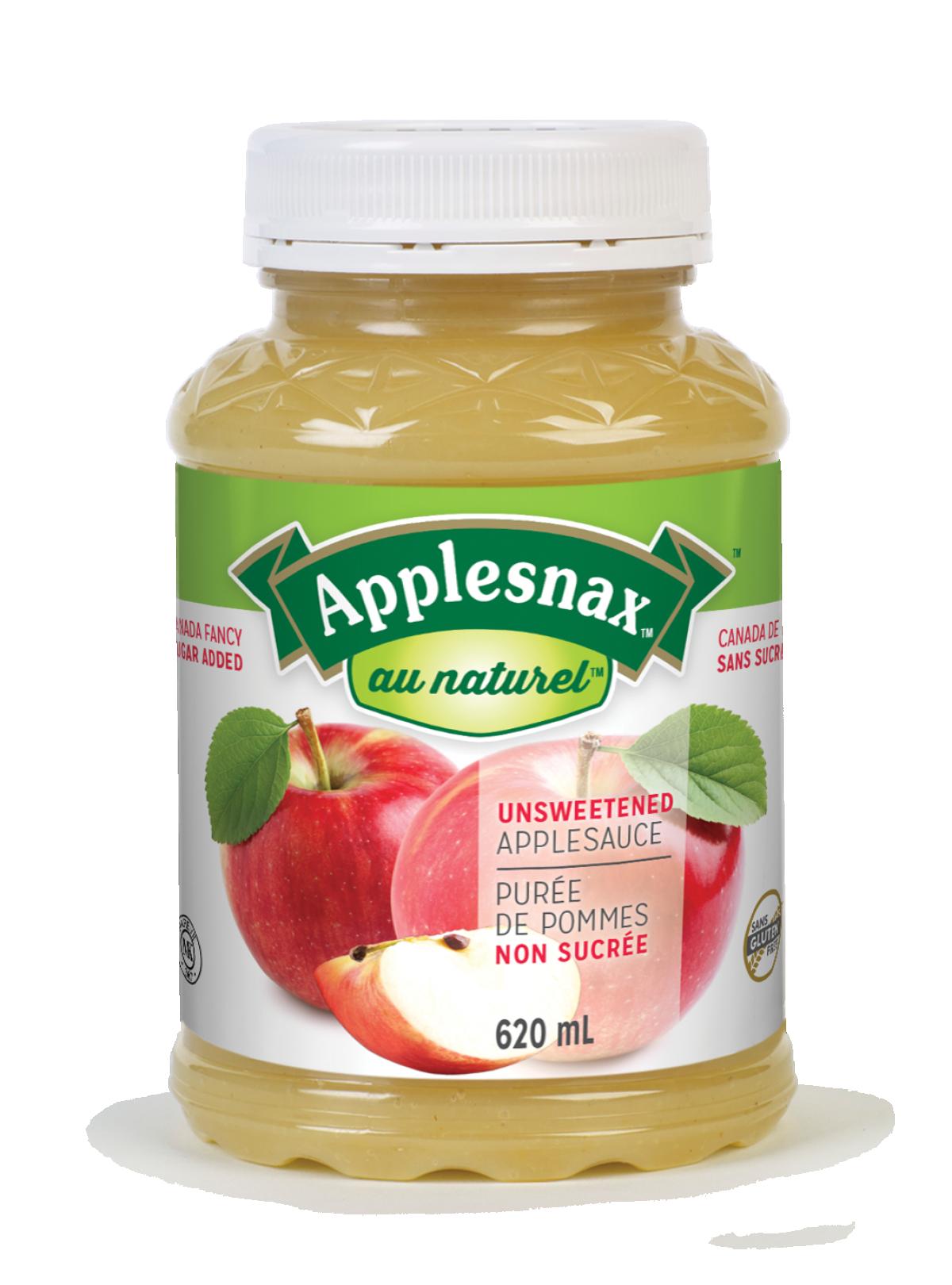 Applesnax Au Naturel Jar