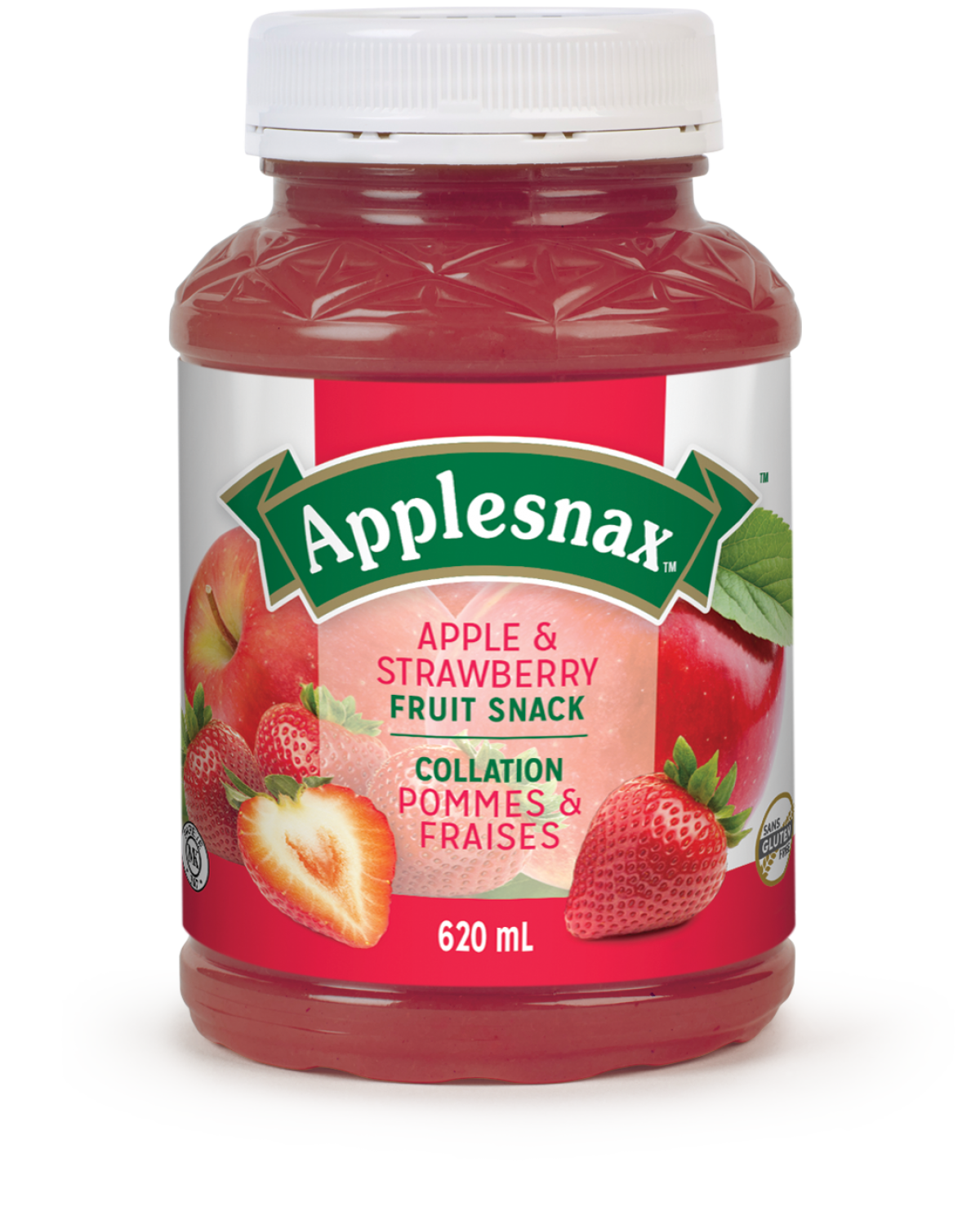 Applesnax Apple & Stawberry Jar