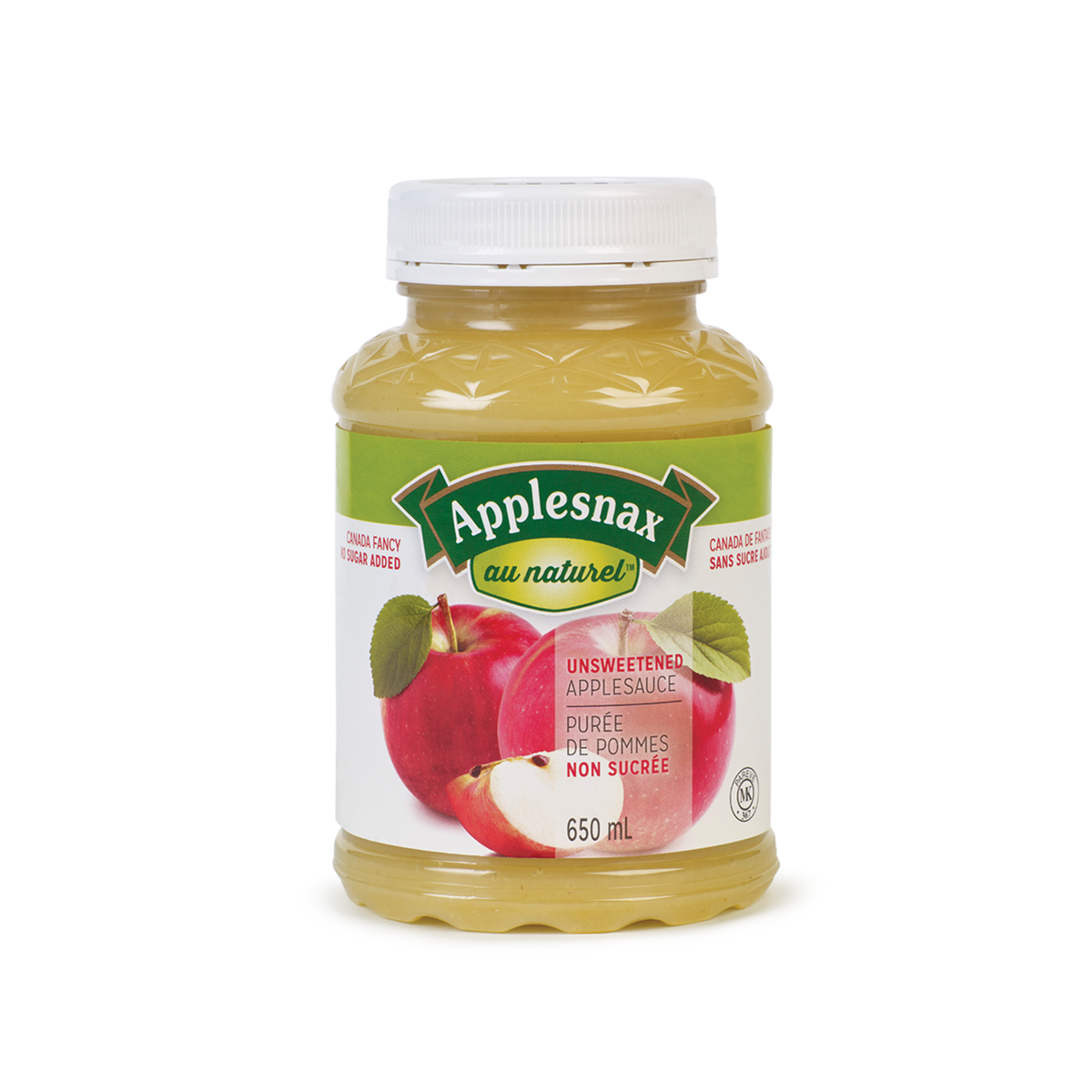 Applesnax Au Naturel Jar