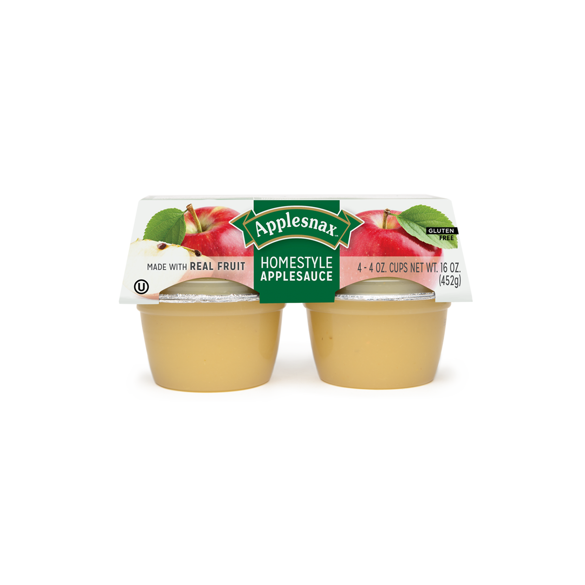 Applesnax Homestyle Usa 4 Cups