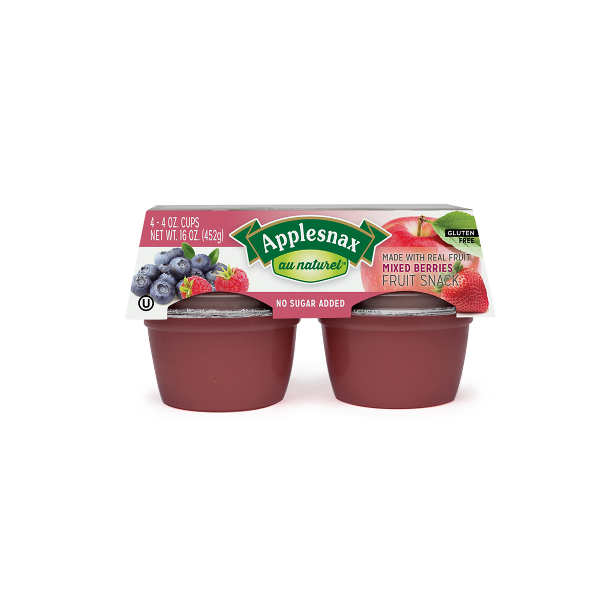 Au Naturel Mixed Berries Usa 4 Cups