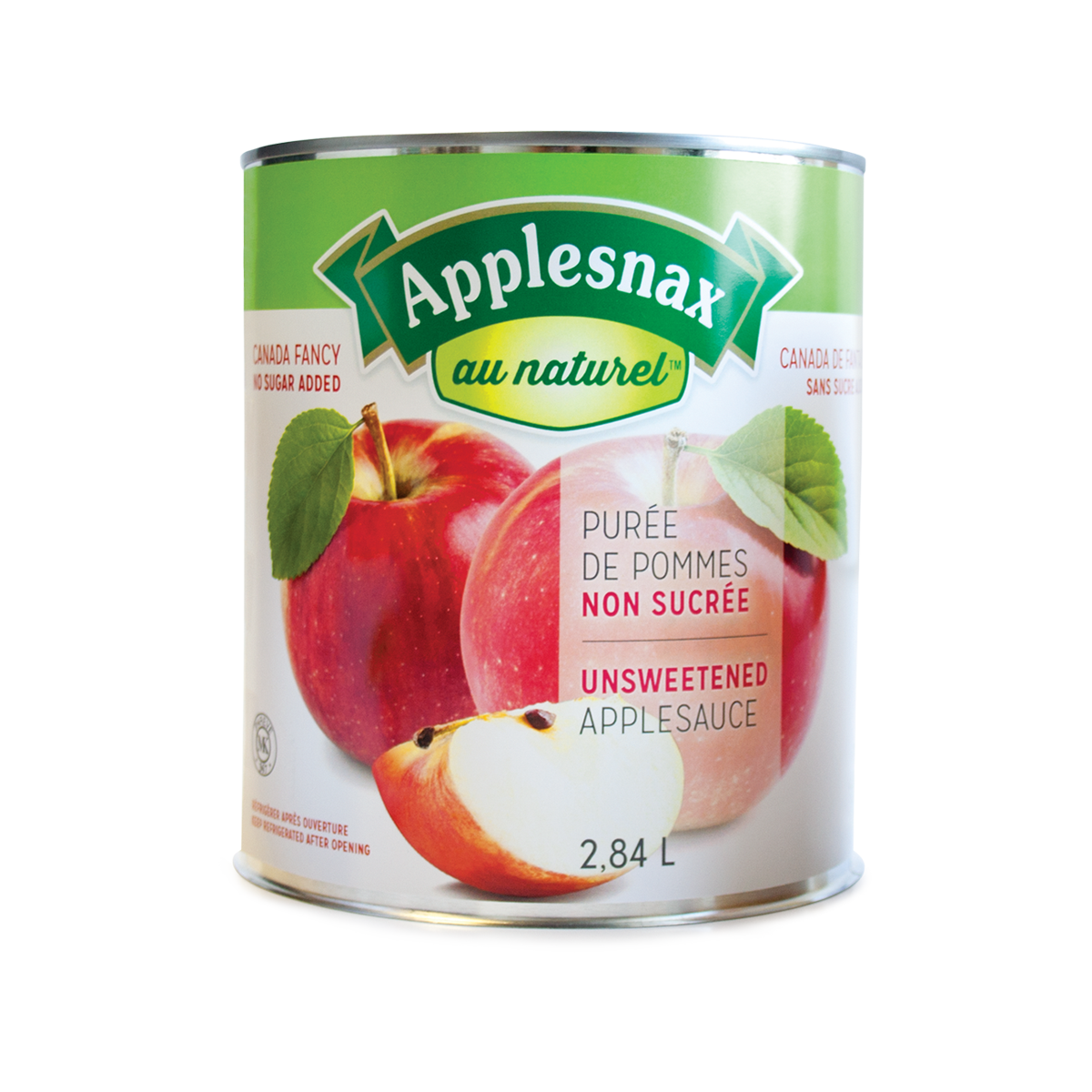 Applesnax Au Naturel Can