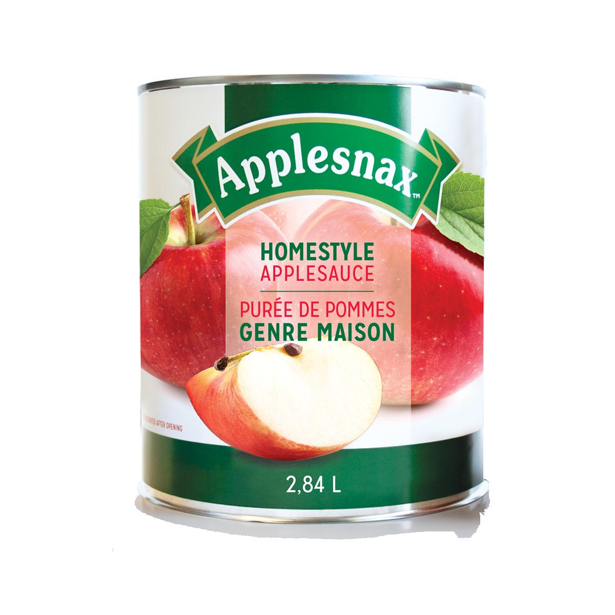 Applesnax Genre Maison (Boîte de Conserve)